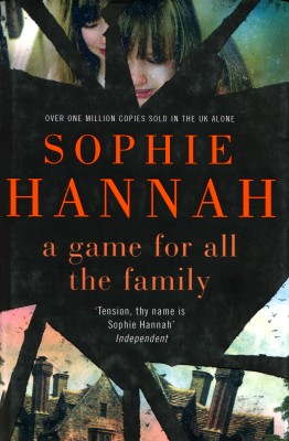 cover van 'Sophie Hannah | A  game for all the family'