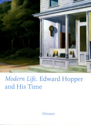 cover van ' | Modern life - Edward Hopper and his time'