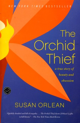 cover van 'Susan Orlean | The  Orchid Thief'