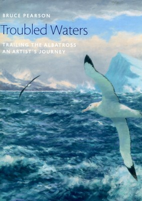 cover van 'Bruce Pearson | Troubled water - Trailing the alba'